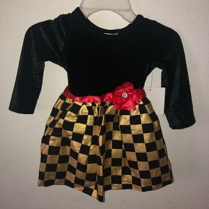 Dress Plaid 9/12 Months